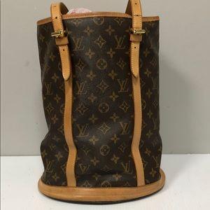 louis vuitton bucket purse